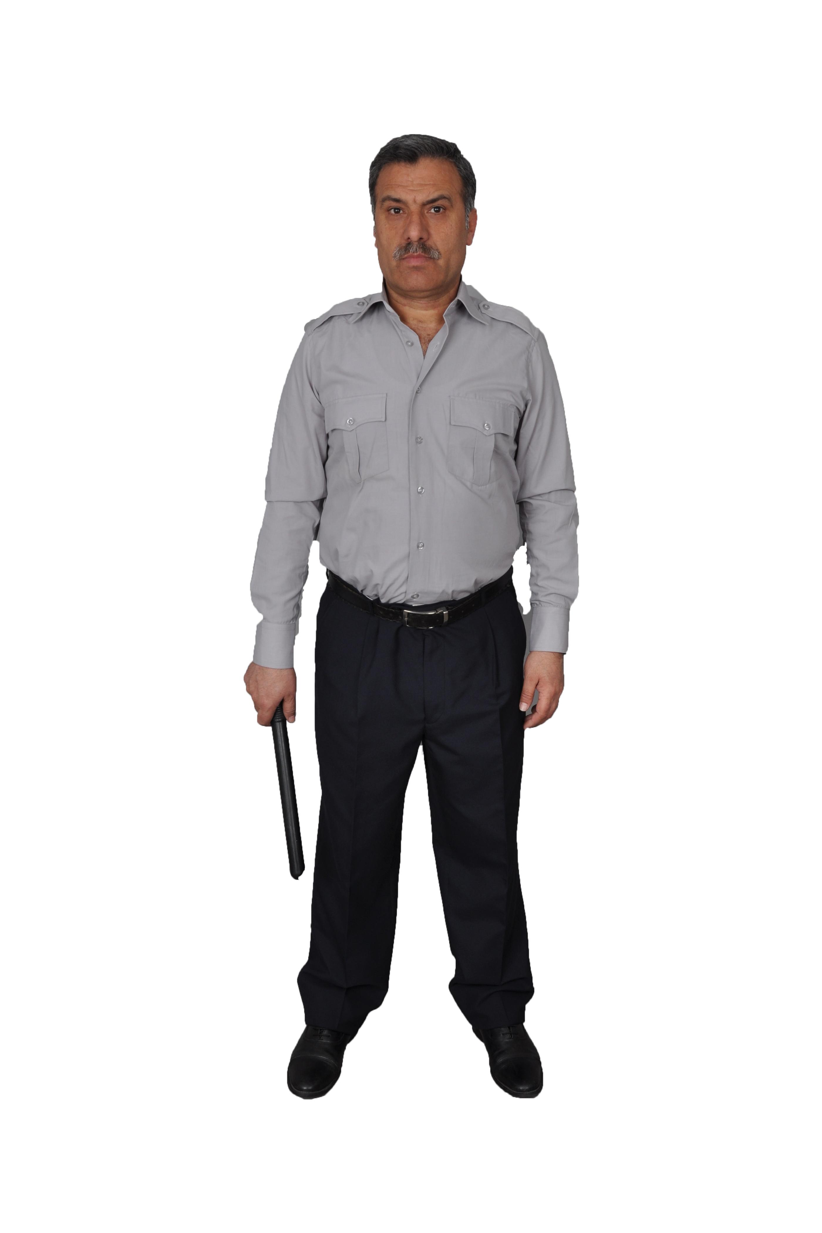 Güvenlik Görevlisi Gömleği