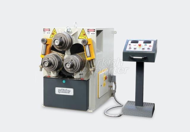 Máquina de dobrar perfis e perfis - HPK 80