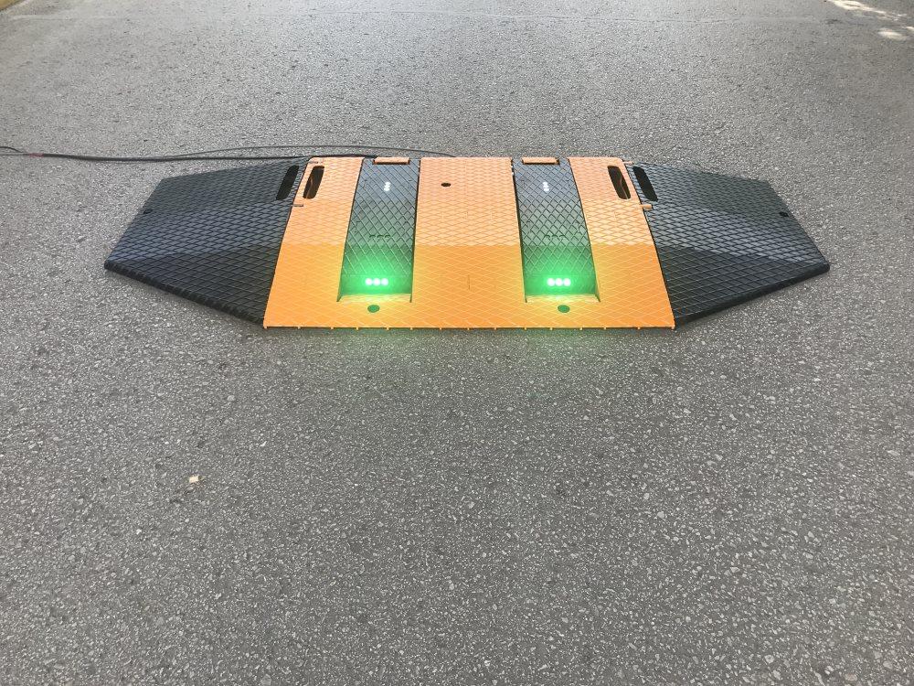 Sigma Speed Bump Trap