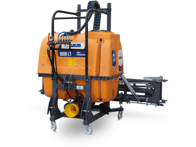 Máquina de pulverizadores LKS-TP-1000-16M-2L