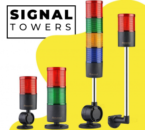 MUCCO BRAND SIGNAL TOWERS , STACK LIGHTS