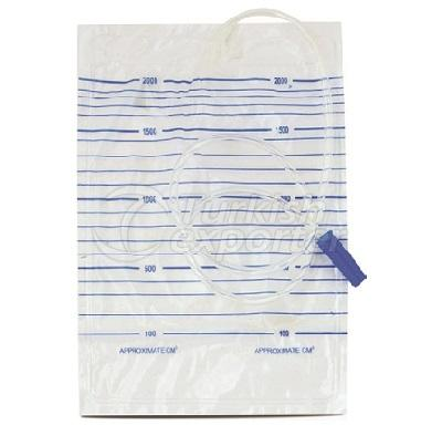 Urine Bag With Faucet