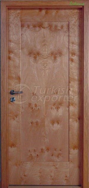 Veneered Wooden Door LK 105