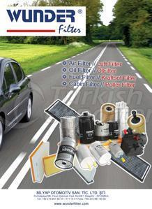 Filter for car
