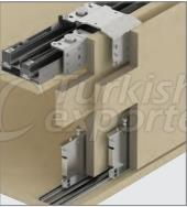 Adjustable Sliding Wardrobe System M02 SRG 160