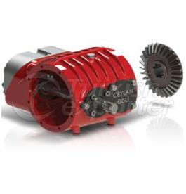 Gearboxes CD110