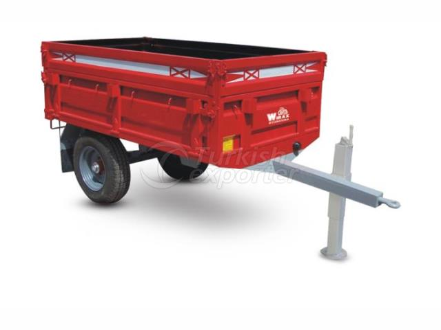 Single Axle Trailer SA