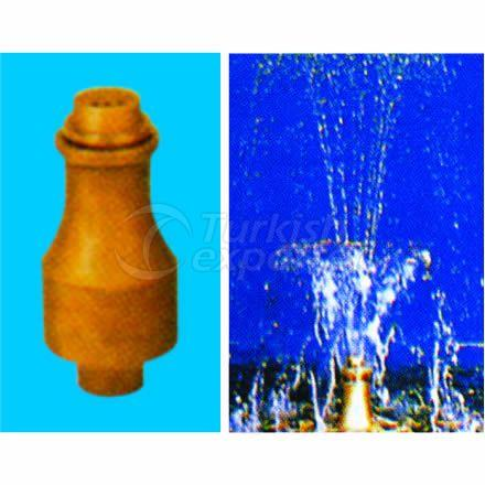 Trumpet Fountains (10T/1'')