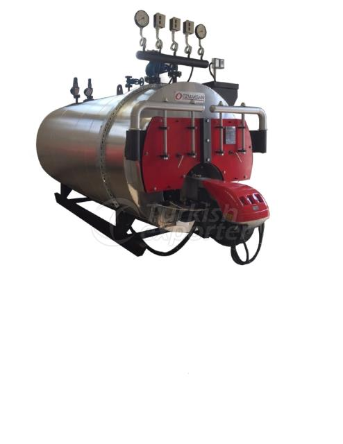 Superheated  Water Boilers - OKSK Type