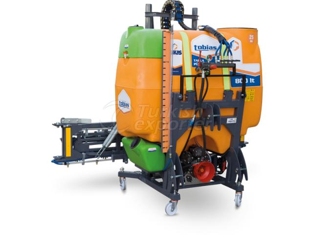 TOBIAS-TP-800 Sprayers Machine