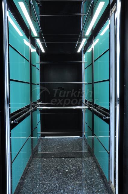 Cabina elevadora Yukselis - Ispendek