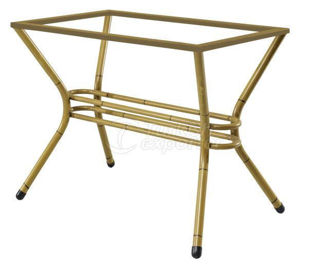 SMB-BUS-Bamboo Look Pierna de tabla