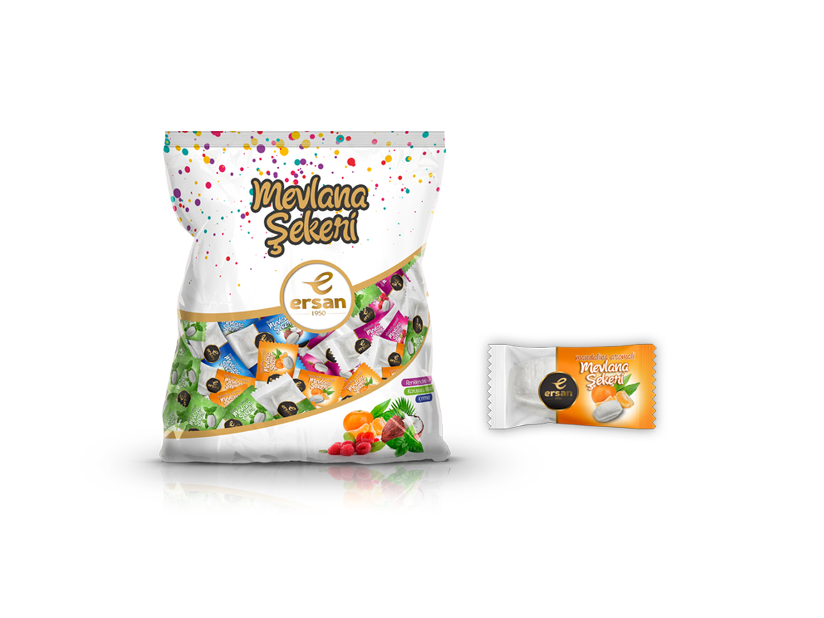 mandarin flavored mevlana sugar