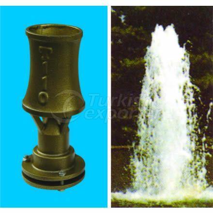 Fontaines en cascade (130T-3 '')