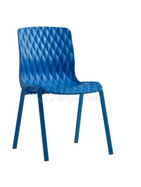 Royal Chair Blue