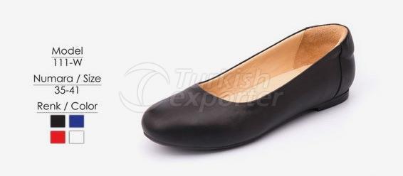 Stewardess' Shoes 111-W