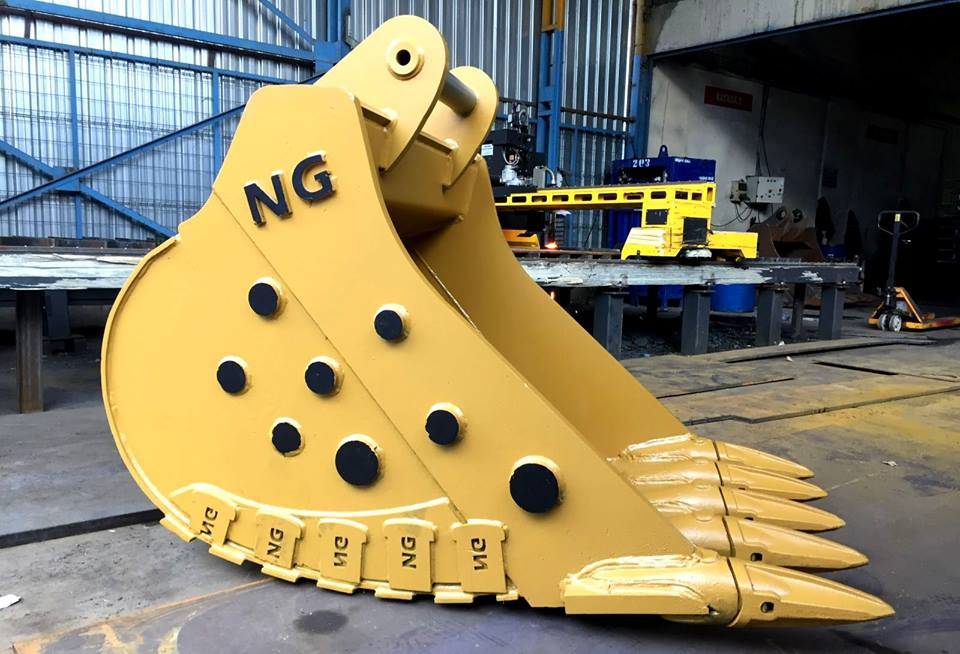 Extra Heavy Duty Bucket for Excavator