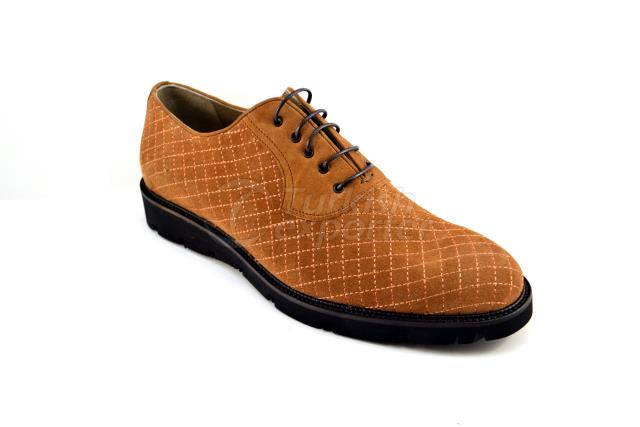 3675-1 Tabacco Shoes