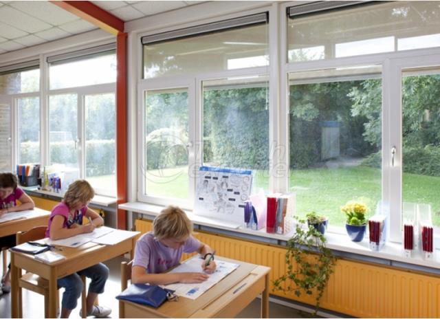 Pvc Window Systems ZENDOW PLUS