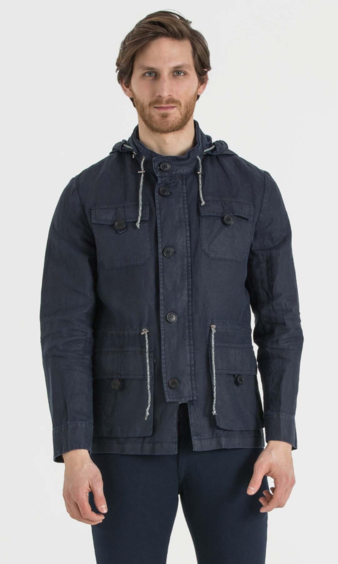 Hooded Coat 28202017A083