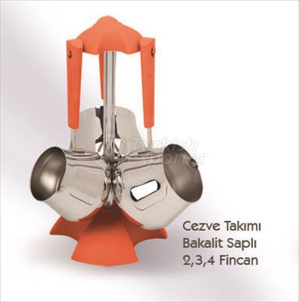 Kahvecim Coffee Pot Sets 38