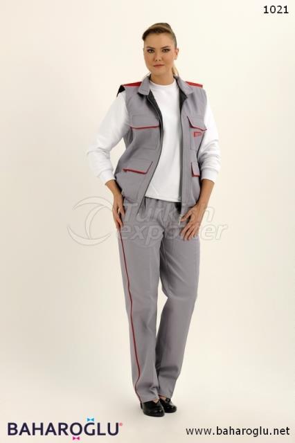 Work Wear 1021