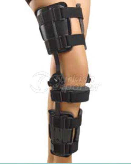 F-6045 Adjustable Angle Knee Orthes