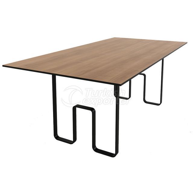 COMPACT A LEG TABLE