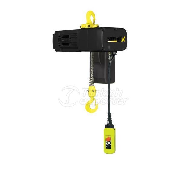 Palan électrique à chaîne NL-NLXN
