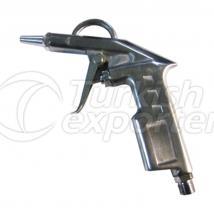 Pistola de ar de alumínio