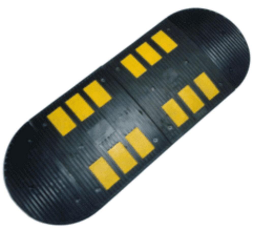 Reflector Bumb Rubber Speed Breaker