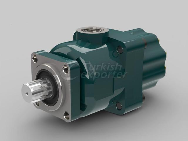 HYDRAULIC PUMPS (TRUCK)
