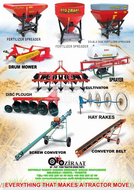 FARM MACHINE MANUFACTURAL