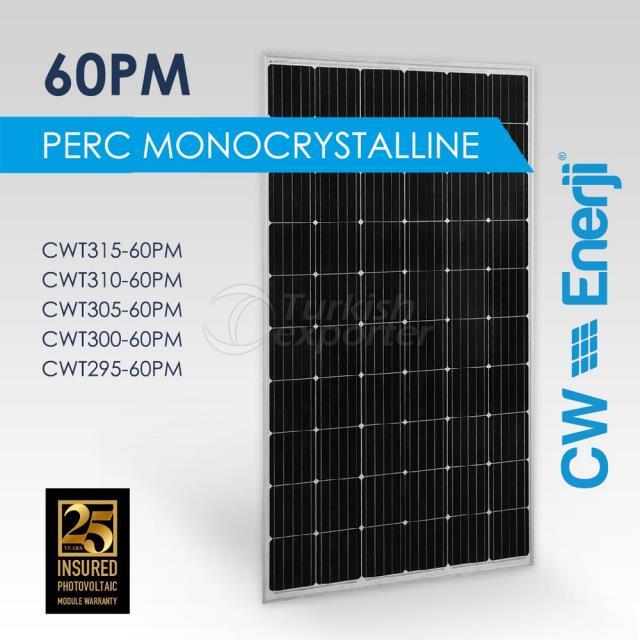 CWT Perc Monocrystalline 60PM 295-315 Wp