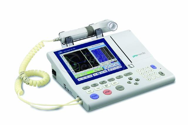 Sistema de espirometria SPIRO-105