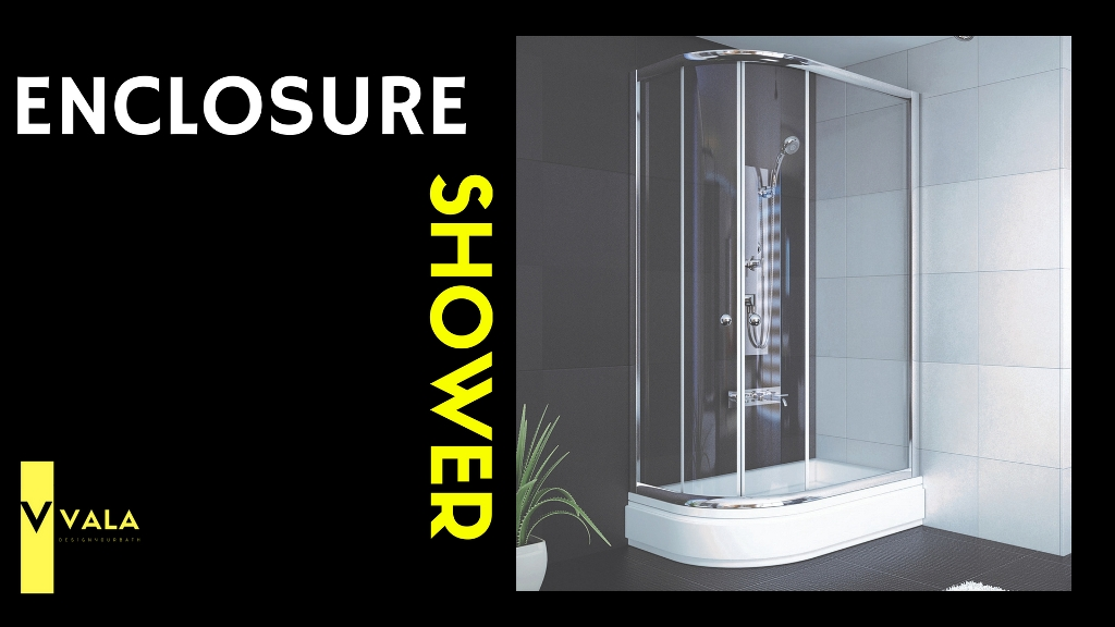 Asymetric Shower Cabins With Shower Tray