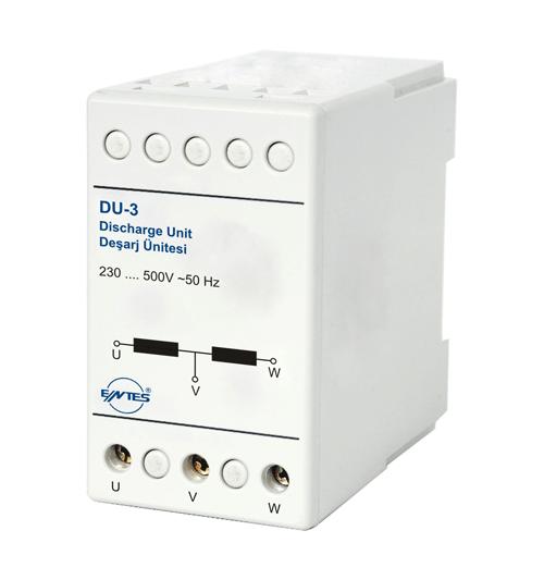 DU-3  Model A.G. Power Capacitors