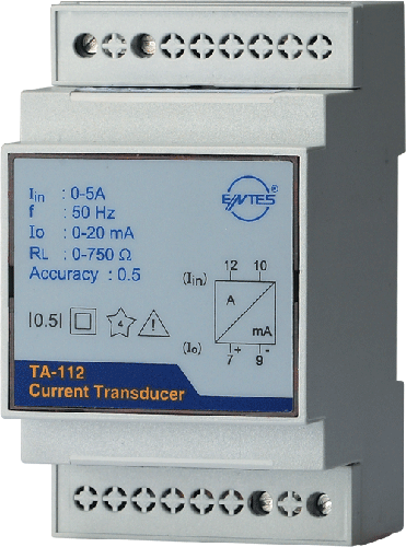 TA-112 Model Current and Voltage Transducers