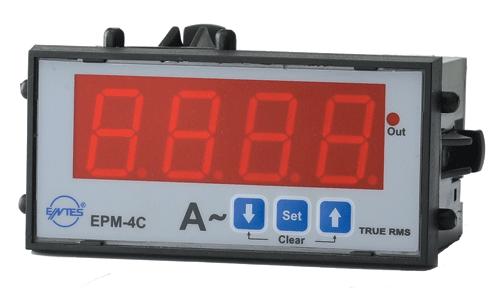 EPM-4C-48 Model Ampermetreler