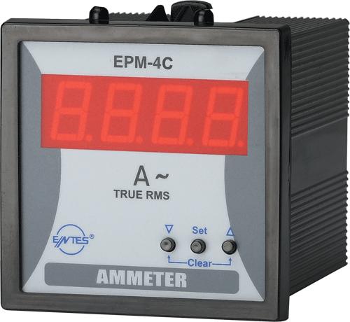 EPM-4C-96 Model Ampermetreler
