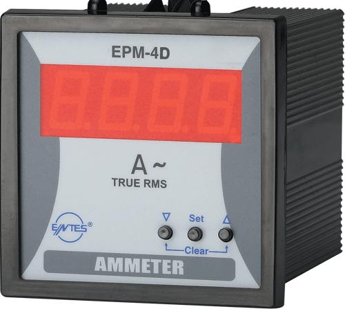 EPM-4D-72 Model Ampermetr