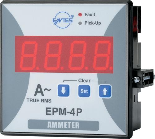 EPM-4P-96 Model Ampermetr