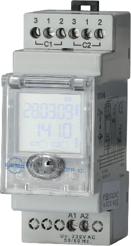 DTR-10T Model Astronomical Time Switch