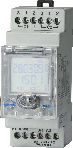 DTR-14 Model Astronomical Time Switch