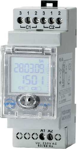 MCB-50T Model Astronomical Time Switch
