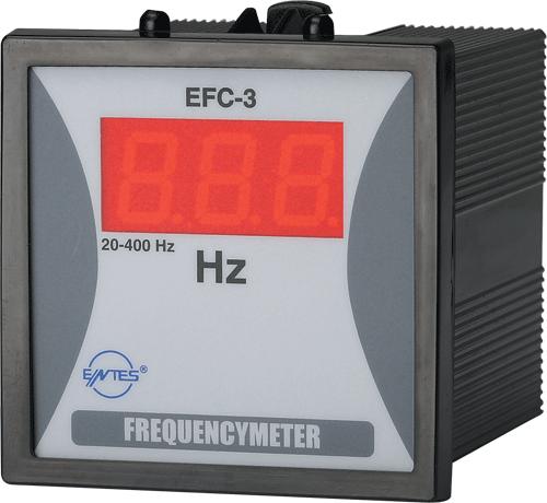 EFC-3-72 Model  Cosmetr ve Frekansmetr