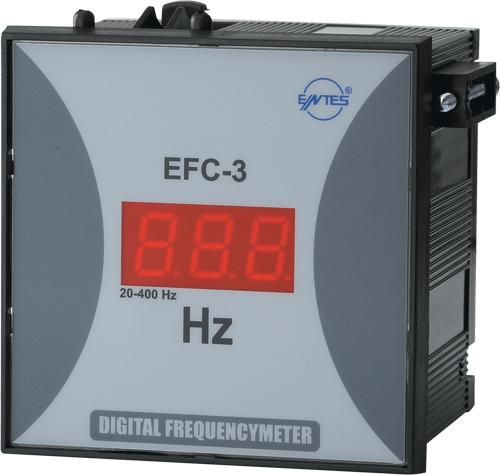 EFC-3-96 Model фрекансметр