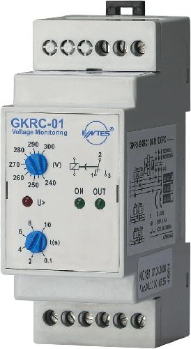 GKRC-01 Model   محولات حماية جهد