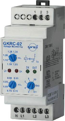 GKRC-02 Voltage Protection Relays