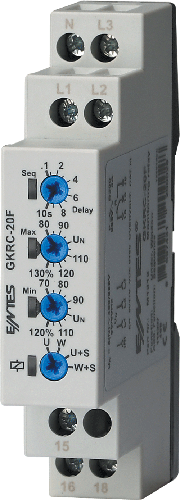 GKRC-20F Voltage Protection Relays